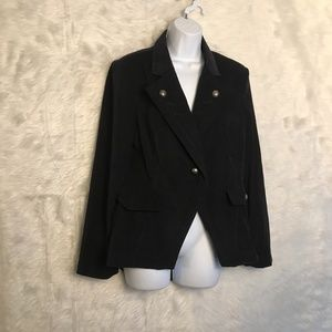Cato woman's size 14 Black Blazer/Suit Jacket